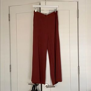 Lou & Grey Rustic Red Pants - Size M